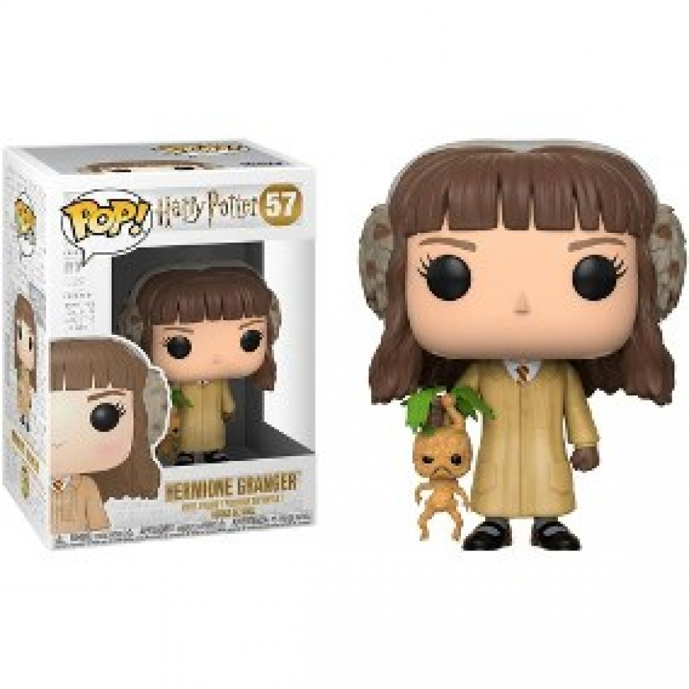 Funko Pop Hermione Herbology - 57