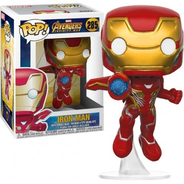 Funko Pop Marvel Avengers Infinity War - Iron Man - 285