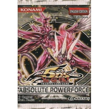 Absolute Power Force Booster Lacrado - Colyseum