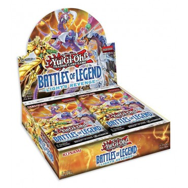 Battles of Legend - Light's Revenge - Box Lacrada - Colyseum - Colyseum