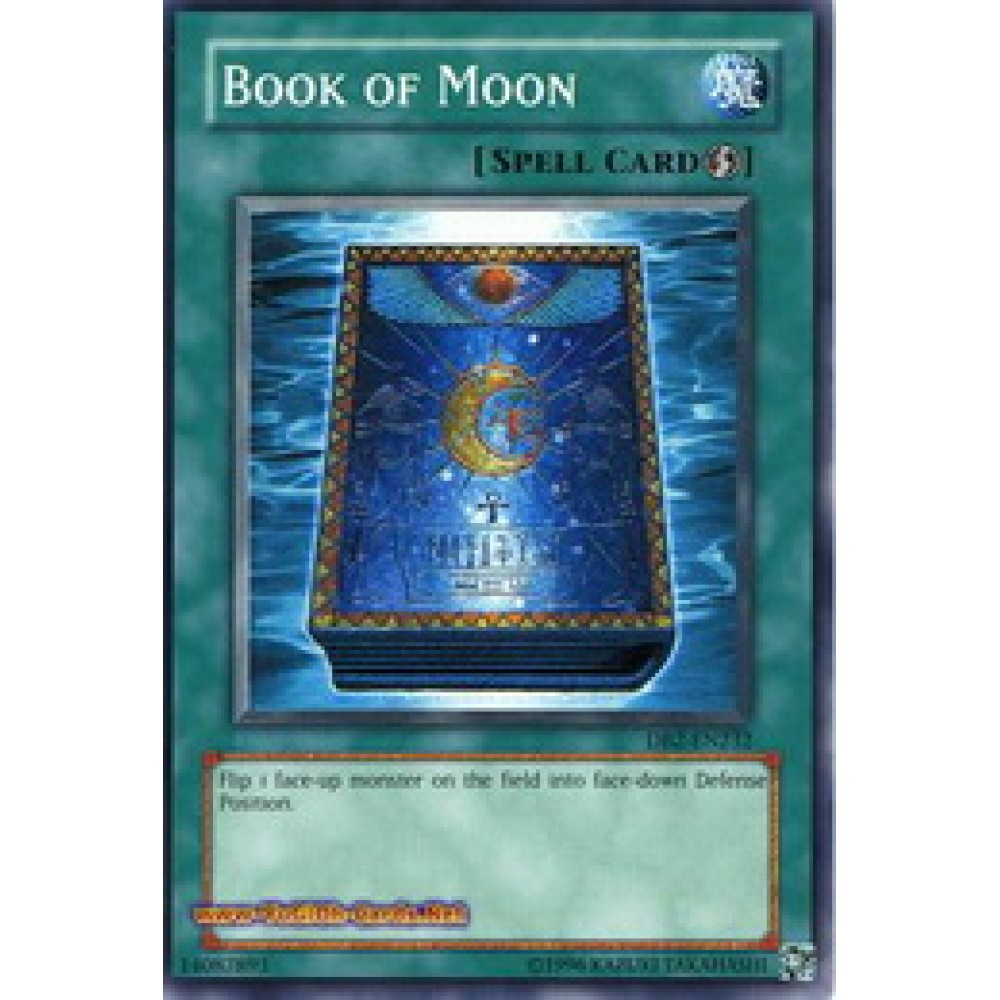 Book of Moon [ YS16-PT027 - Common ] - Colyseum