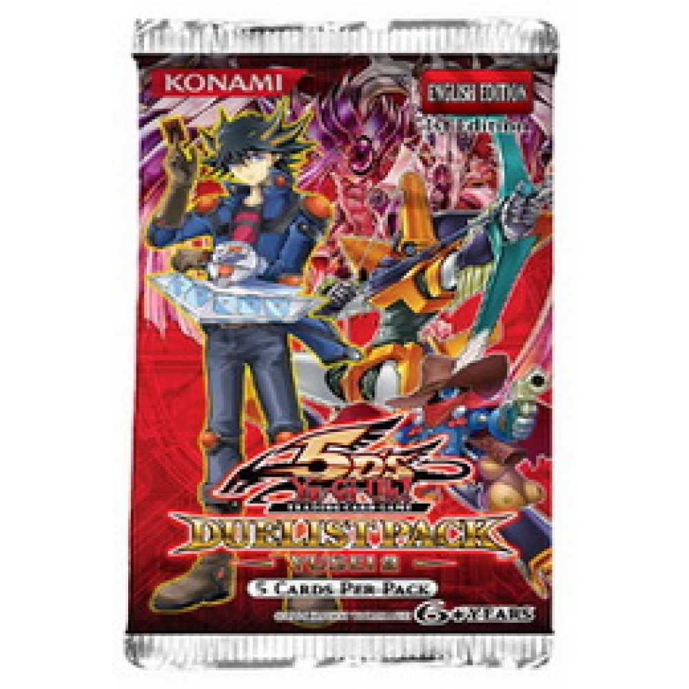 Booster Duelist Pack 09 - Yusei 02 - Colyseum