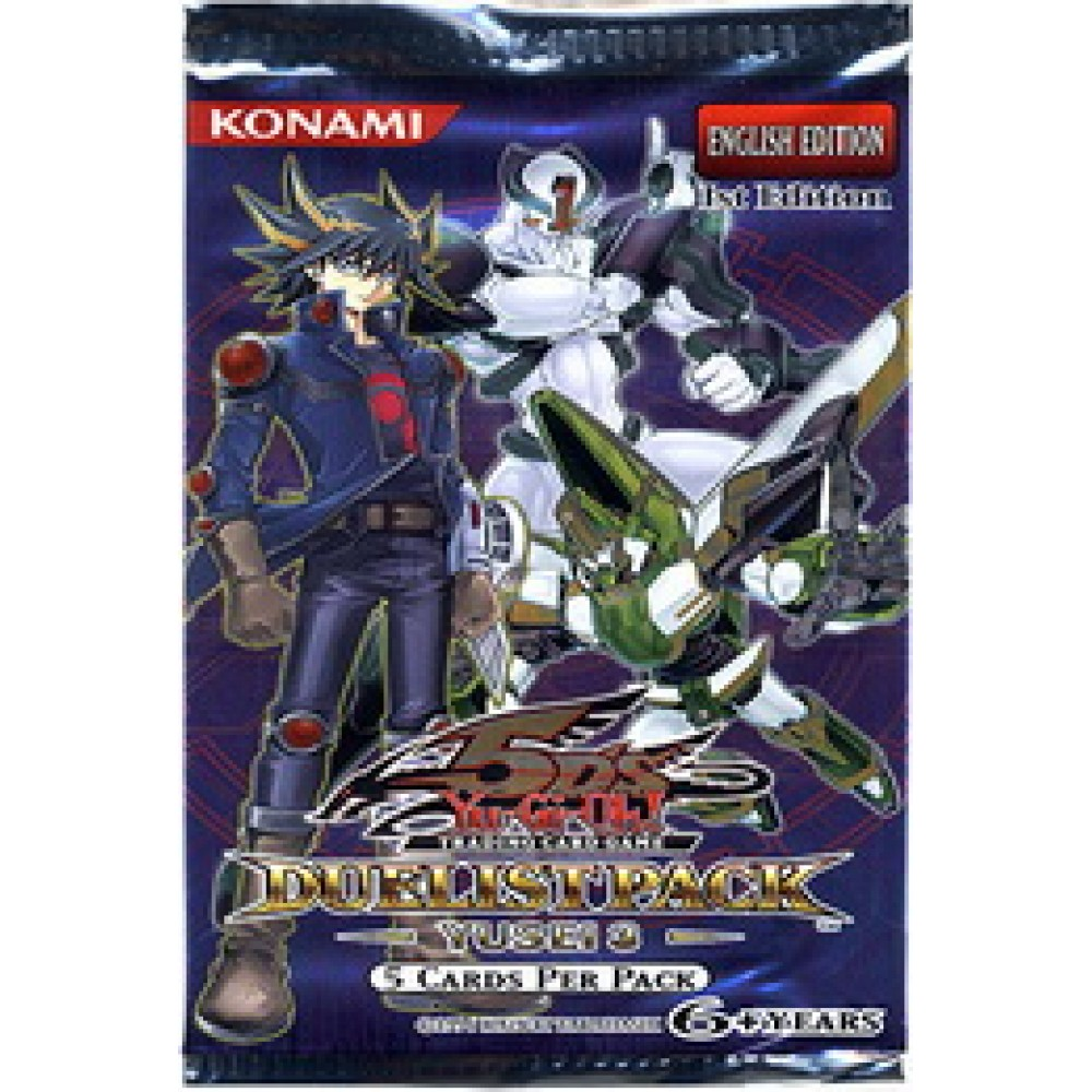 Booster Duelist Pack 10 - Yusei 03 - Colyseum