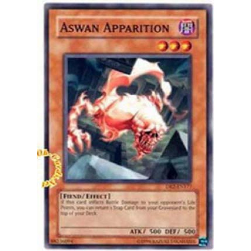 Aswan Apparition [ DR2-EN177 - Common ] - Colyseum