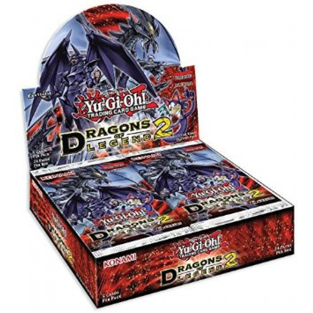 Dragons of Legend 2 Booster Box  - Colyseum