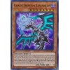 Chaos Dragon Levianeer (alternate art) [ DUOV-PT058 - Ultra Rare ]