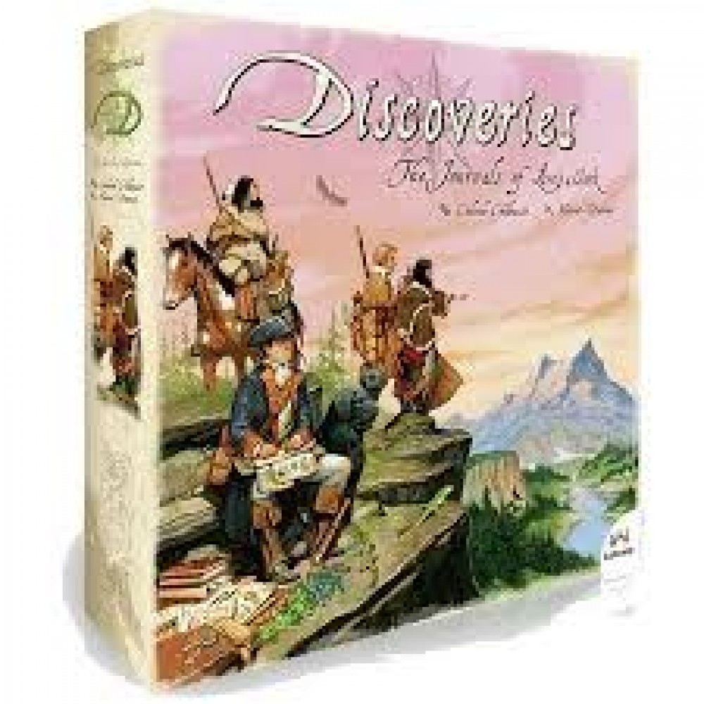 Discoveries (Board Game)