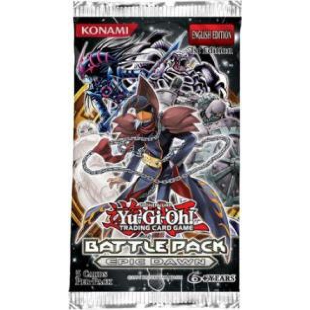 Battle Pack: Epic Dawn Collection Booster - Colyseum