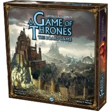 The Game of Thrones: Second Edition (Board Game)