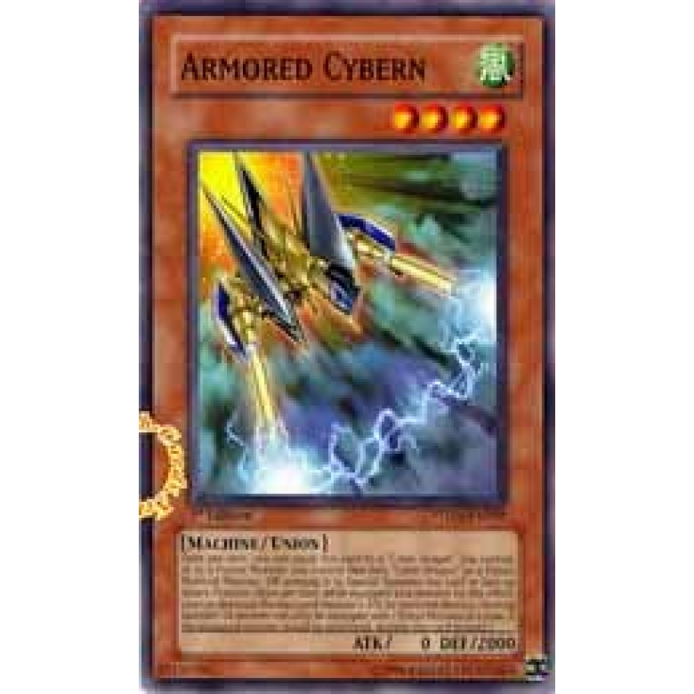Armored Cybern [ SDMM-EN018 - Common ] - Colyseum