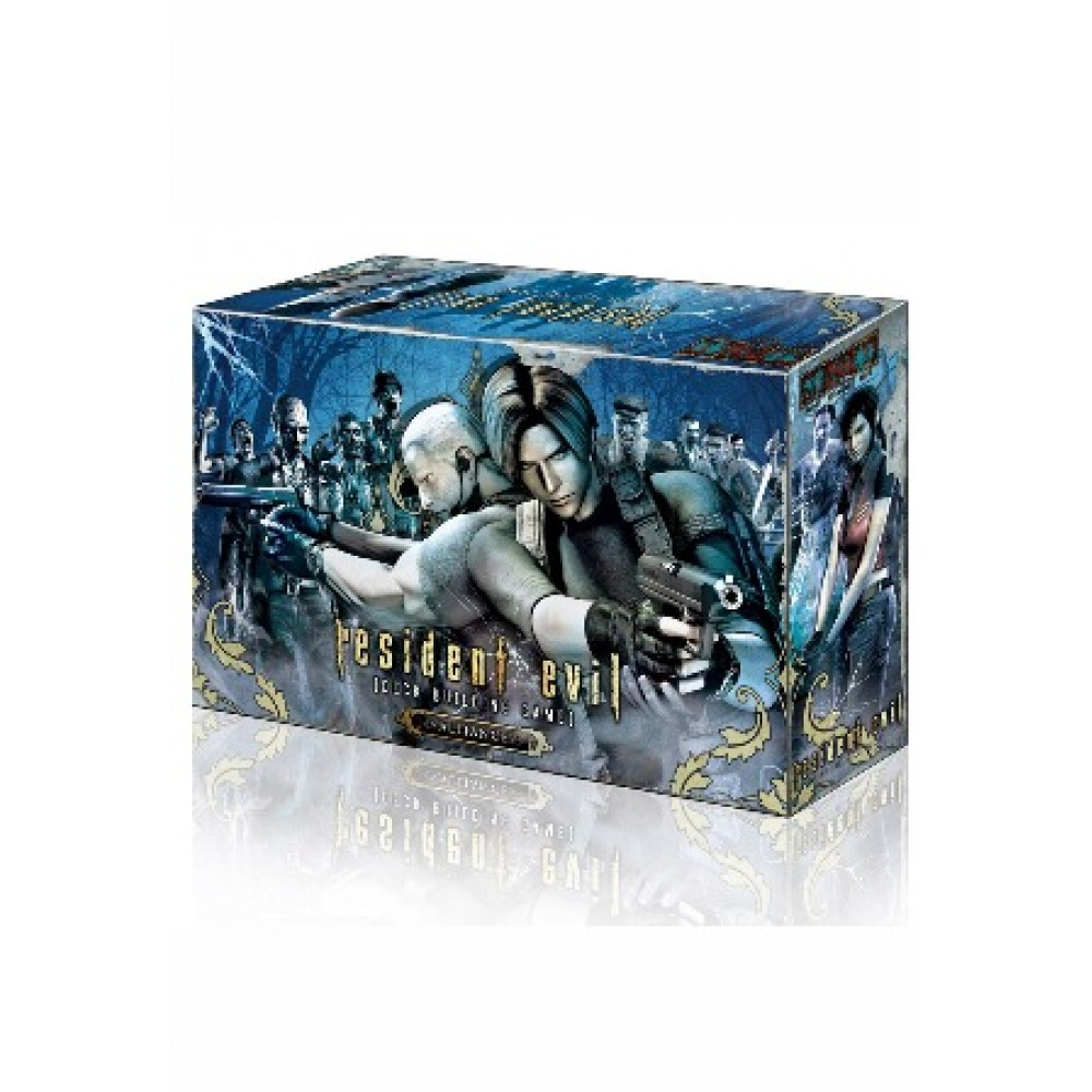 Resident Evil Deck Building Game - Alliance - Colyseum