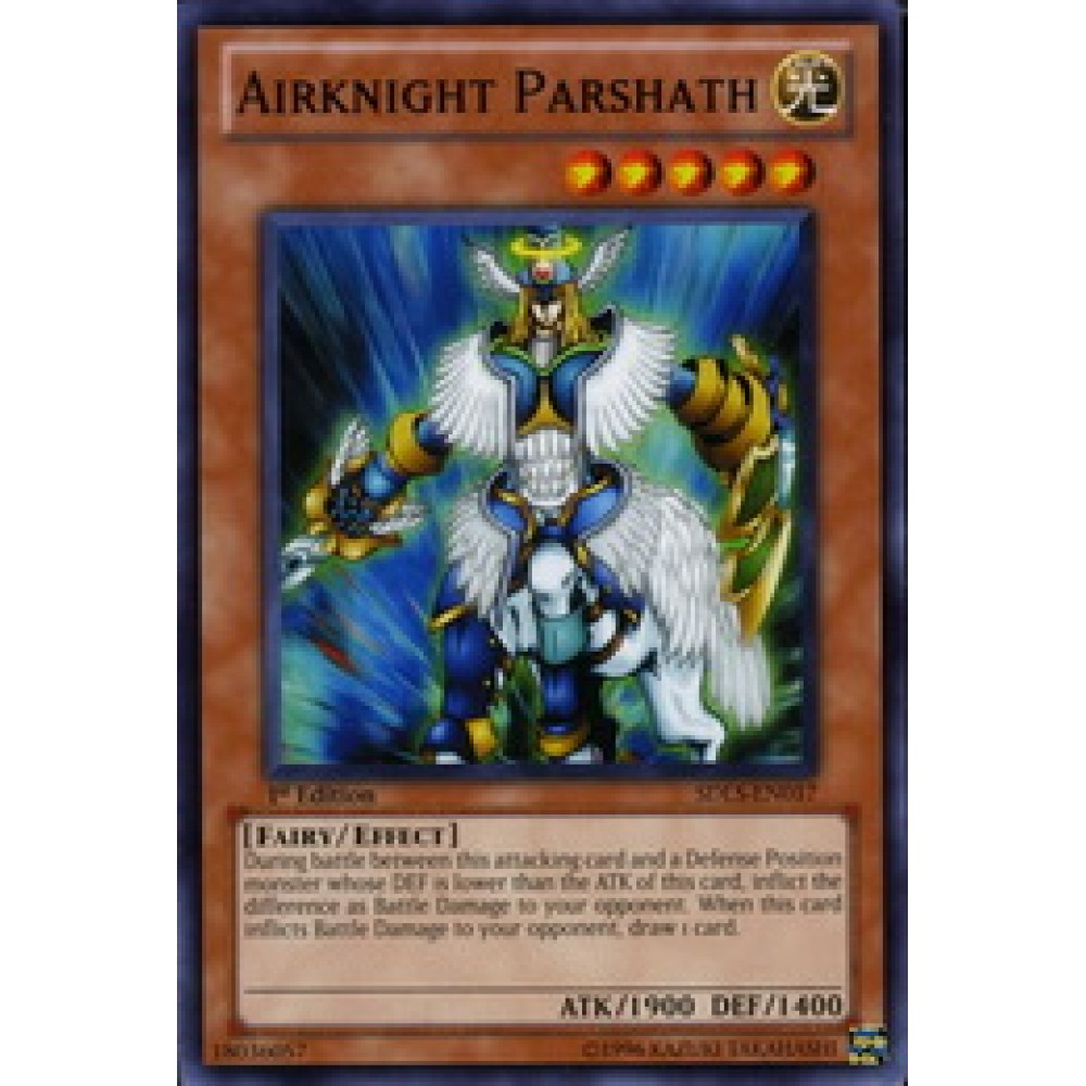 Airknight Parshath [ SDLS-EN017 - Common ] - Colyseum