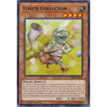 Token Collector [ SOFU-PT031 - Rare ]