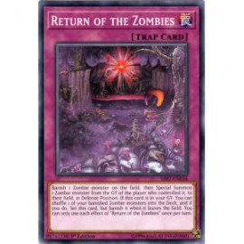 Return of the Zombies [ SR07-PT034 - Common ]