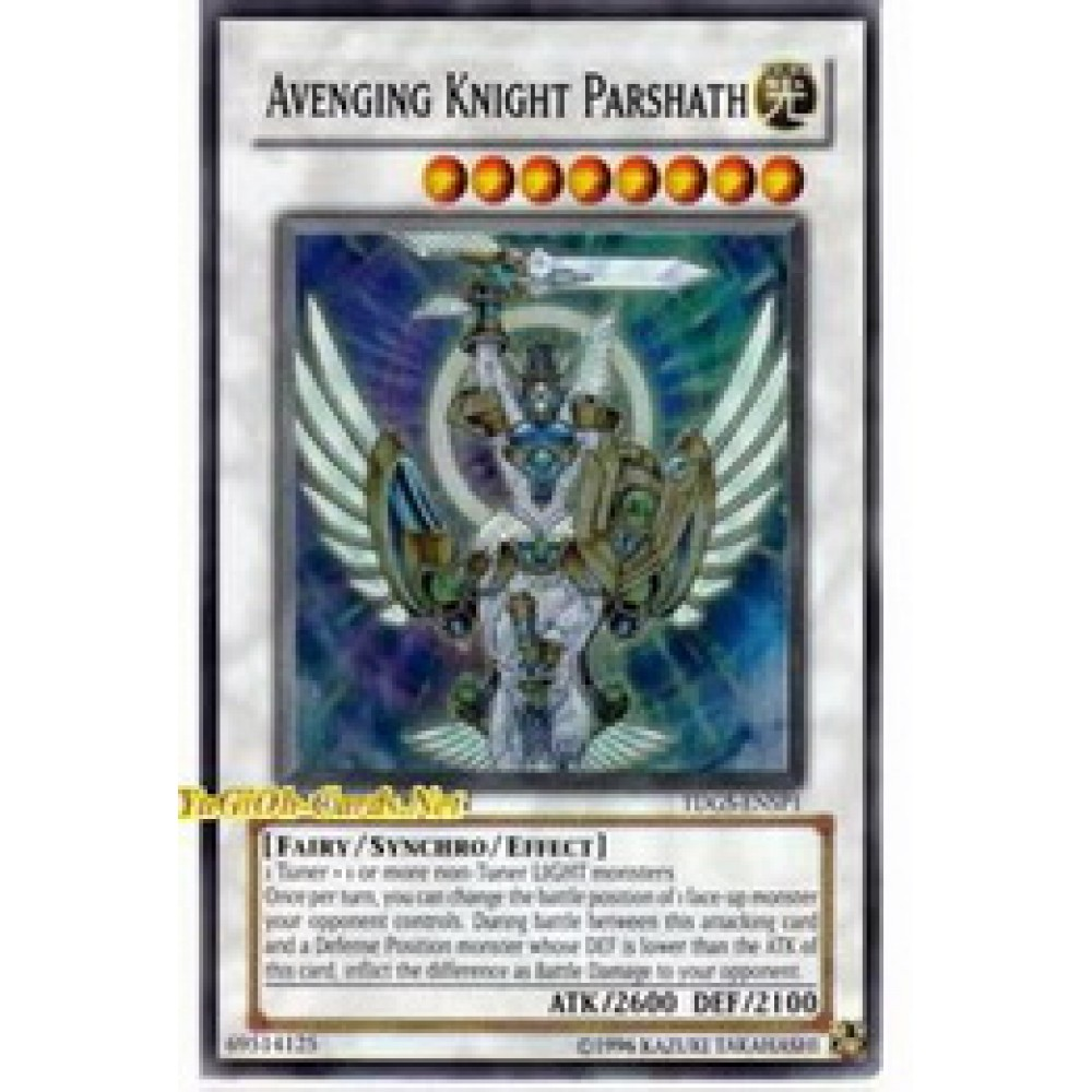 Avenging Knight Parshath [ TDGS-EN000 - Secret ] - Colyseum