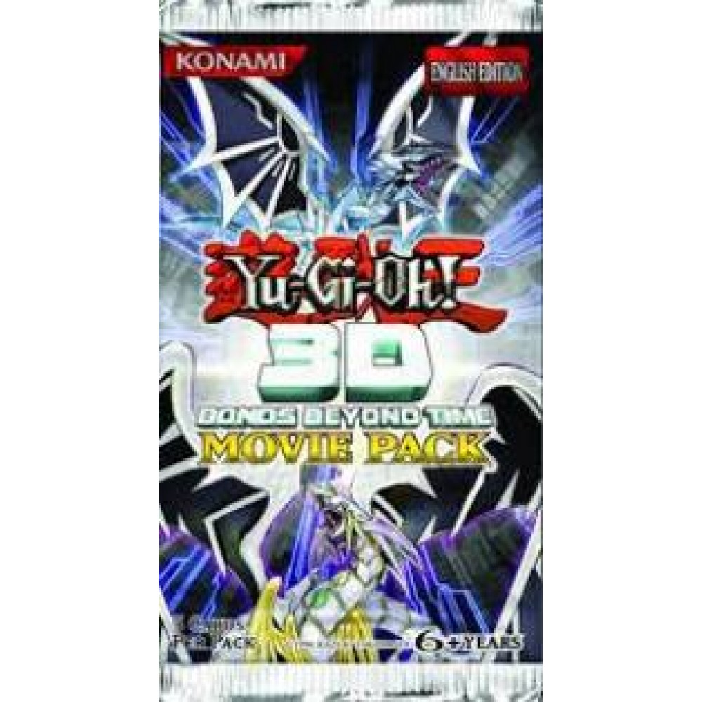 3D Bonds Beyond Time Movie Pack Booster Lacrado - Colyseum