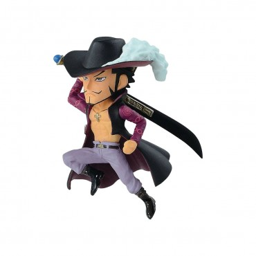 Action Figure Mihawk WCF 20TH REF.27073/27090