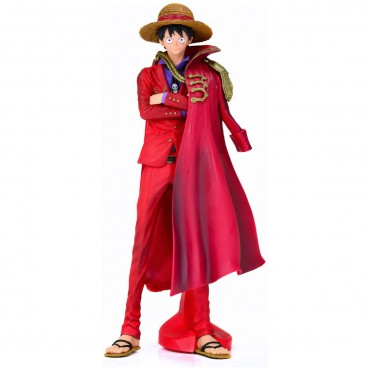 Action Figure Luffy 20TH REF. 26624/26625