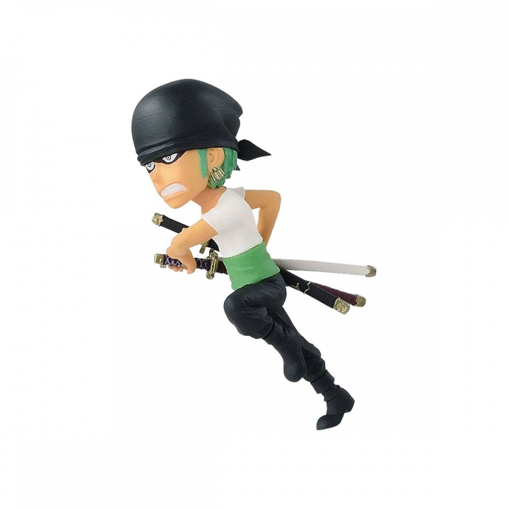 Action Figure Zoro WCF 20TH REF. 27073/27087