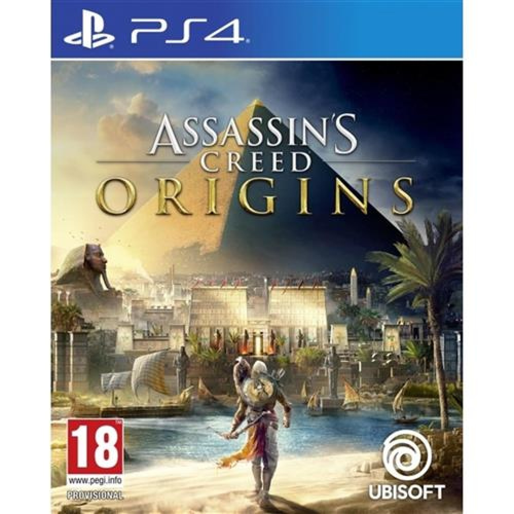 Assassins Creed Origins - PS4 Usado