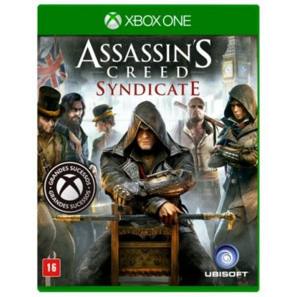 Assassin's Creed Syndicate - Xbox One - Usado