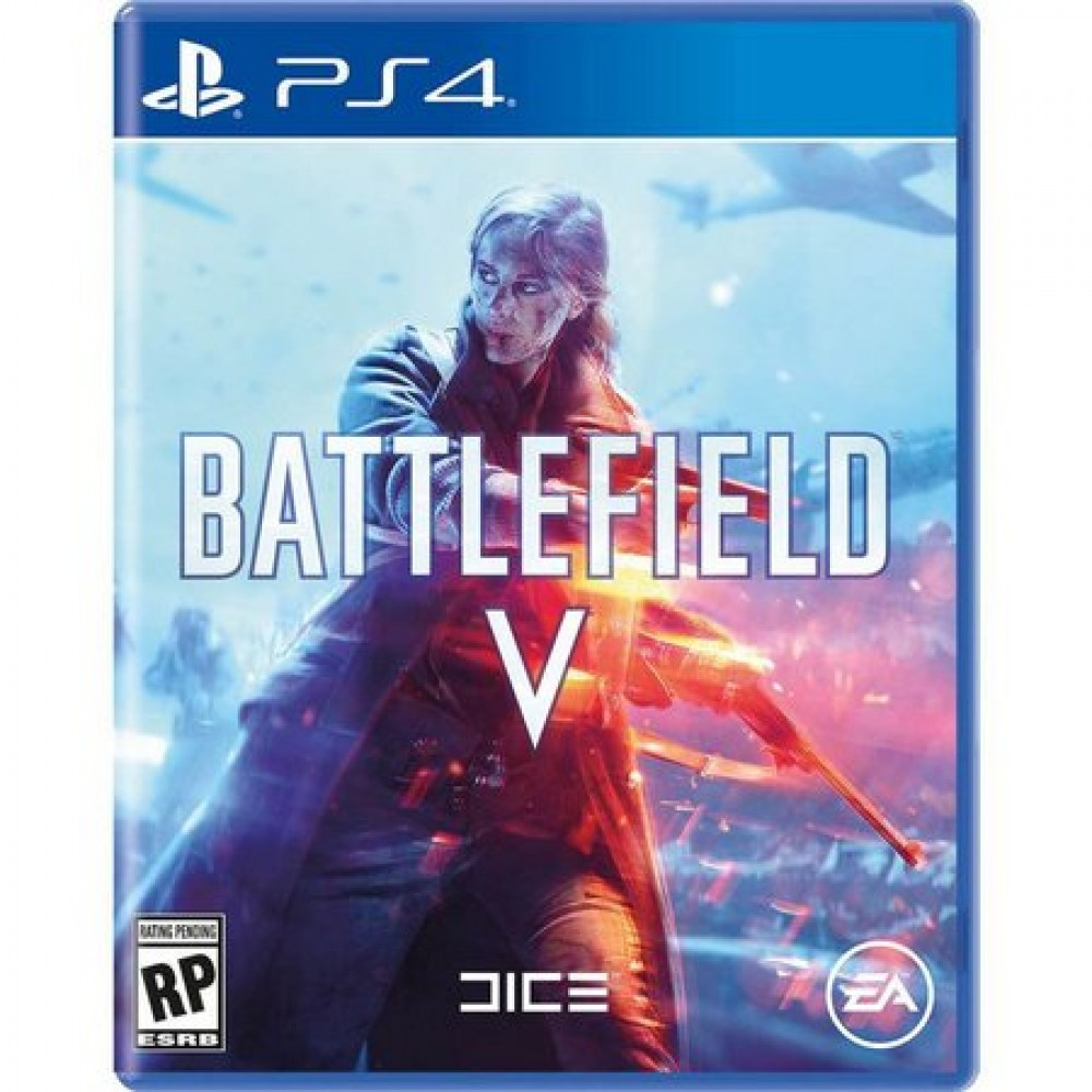 Battlefield V - PS4 Usado
