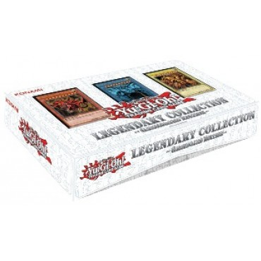 Legendary Collection Gameboard Edition - 3 Deuses Egipcios - Colyseum