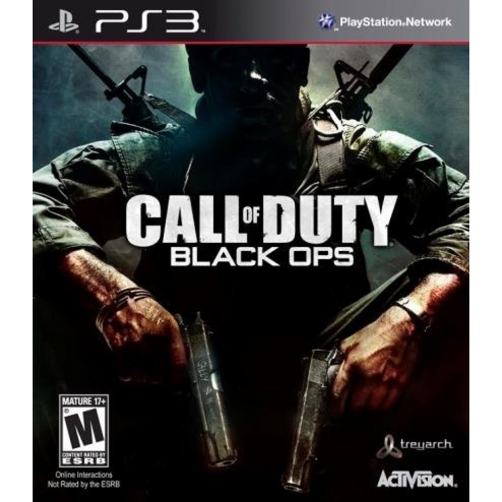 Call of Duty Black Ops - PS3 Usado