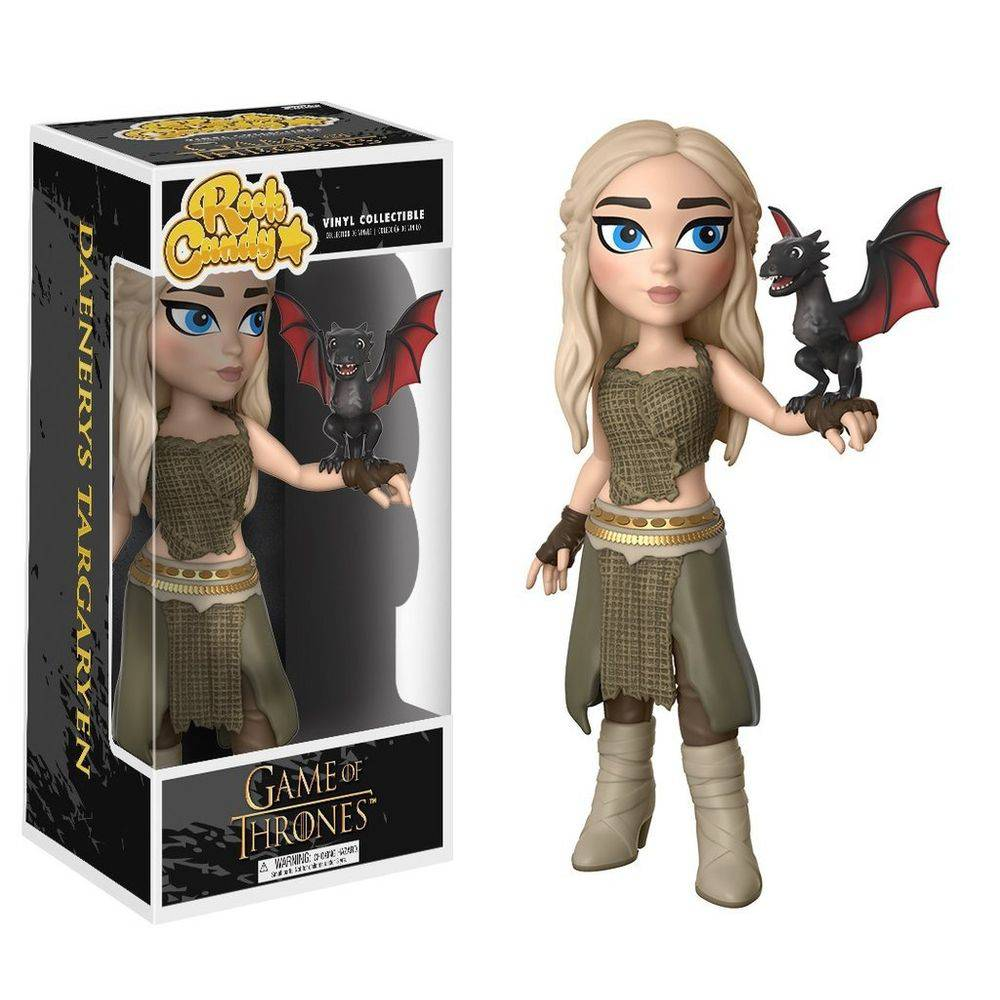Funko Rock Candy - Game of Thrones - Daenerys