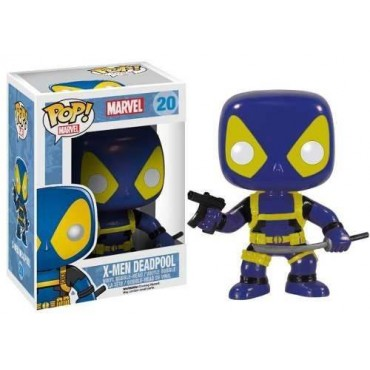 Funko Pop Marvel - X-Men Deadpool - 20