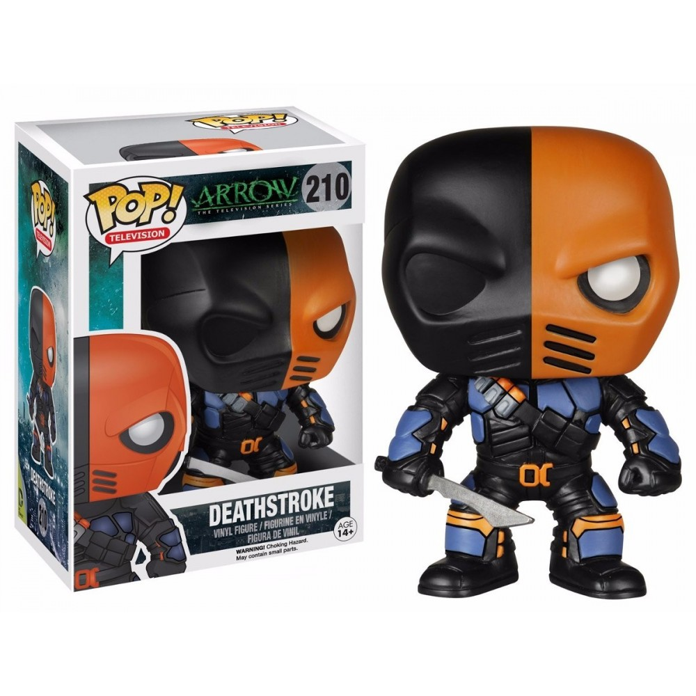Funko Pop Television - Arrow - Deathstroke - 210