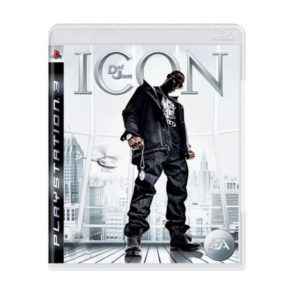 Def Jam Icon - PS3
