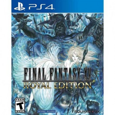 Final Fantasy XV - Royal Edition - PS4