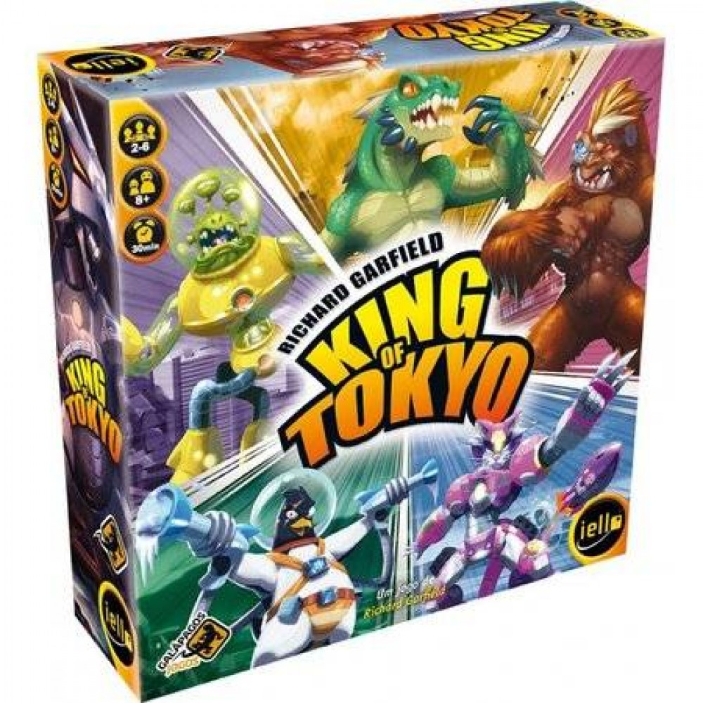King of Tokyo (Board Game)