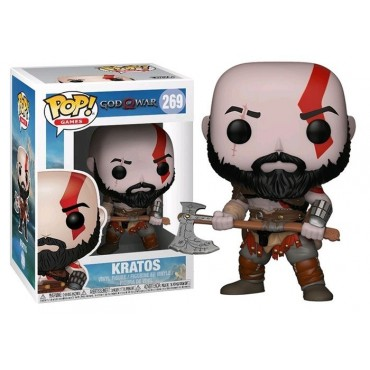 Funko Pop - God of War - Kratos - 269