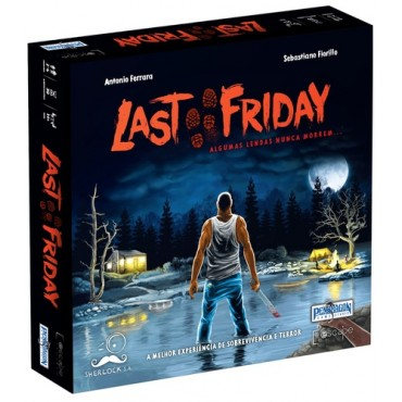 Last Friday (Board Game)