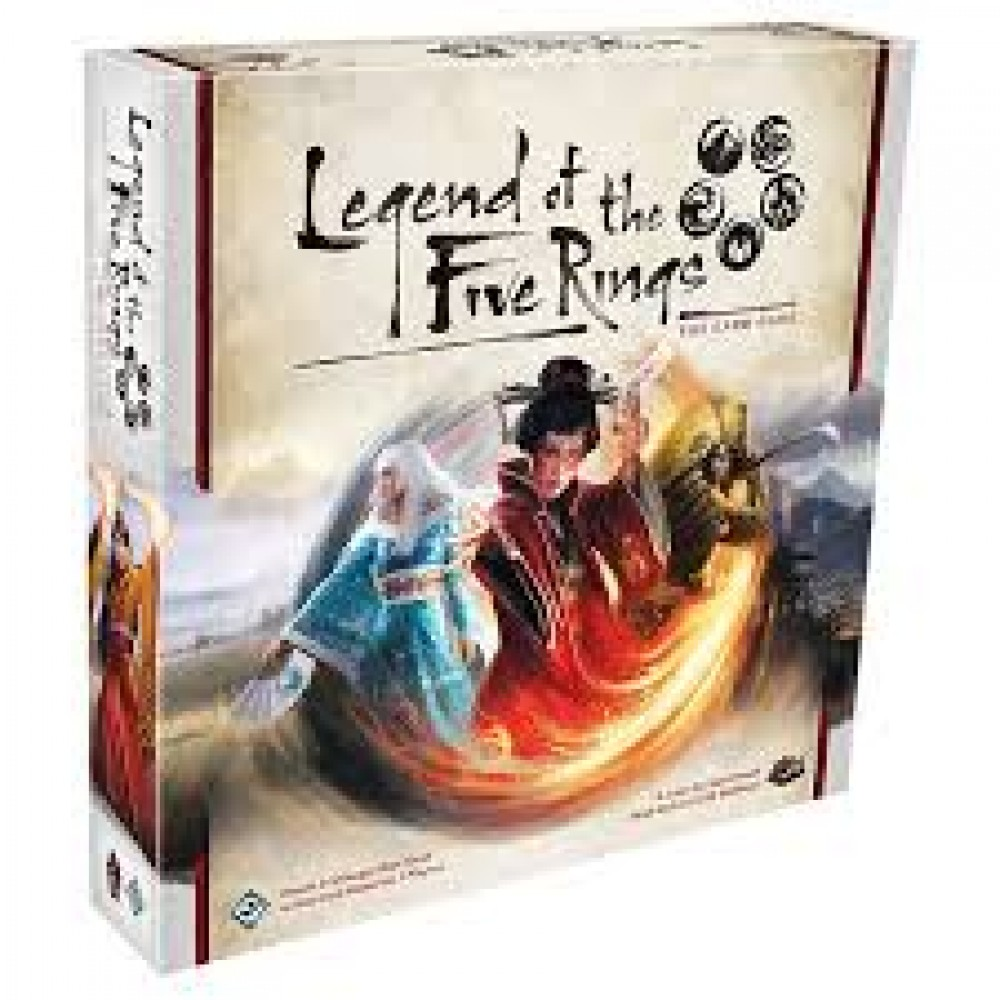 Legend of the Five Rings (Card Game)