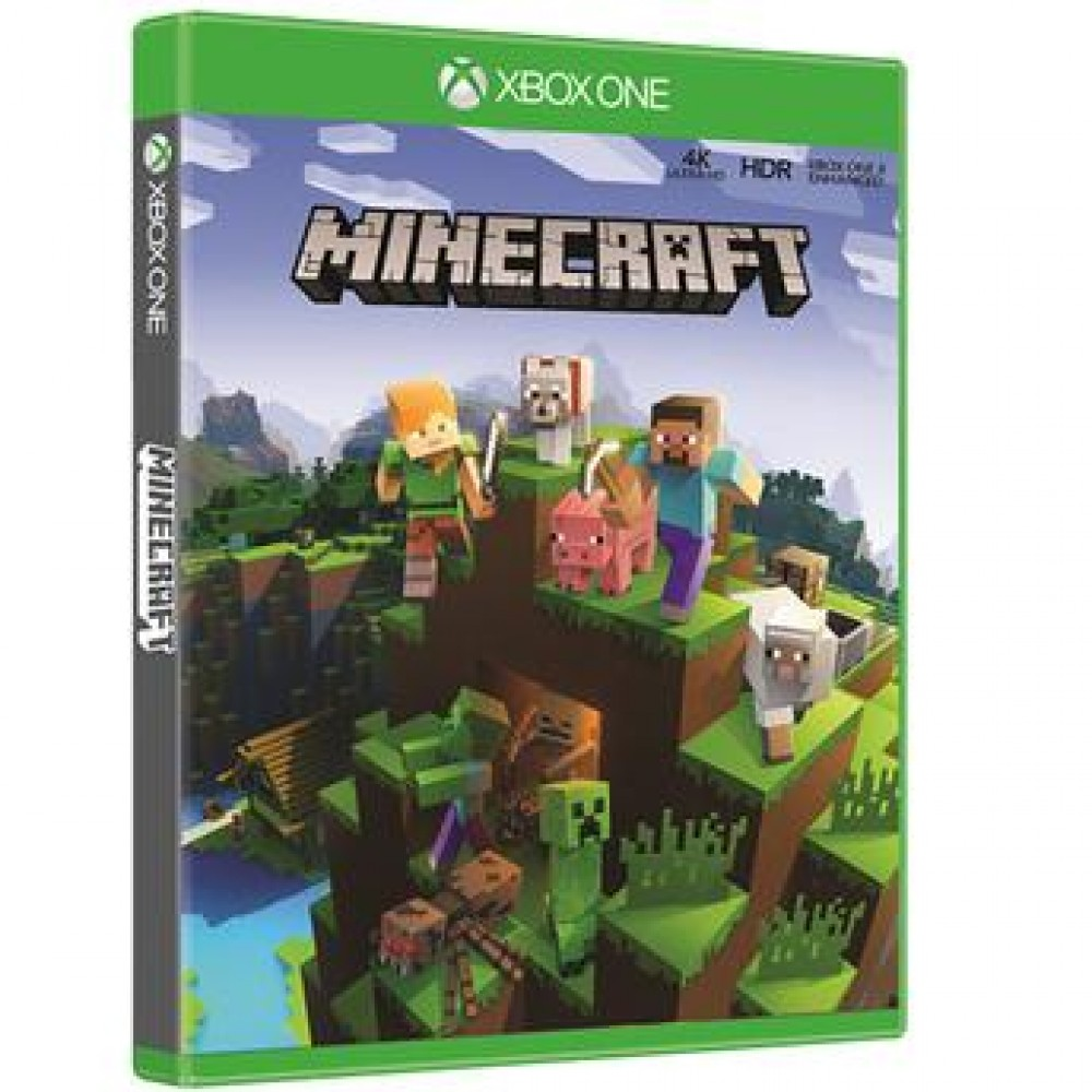 Minecraft - Xbox One - Usado