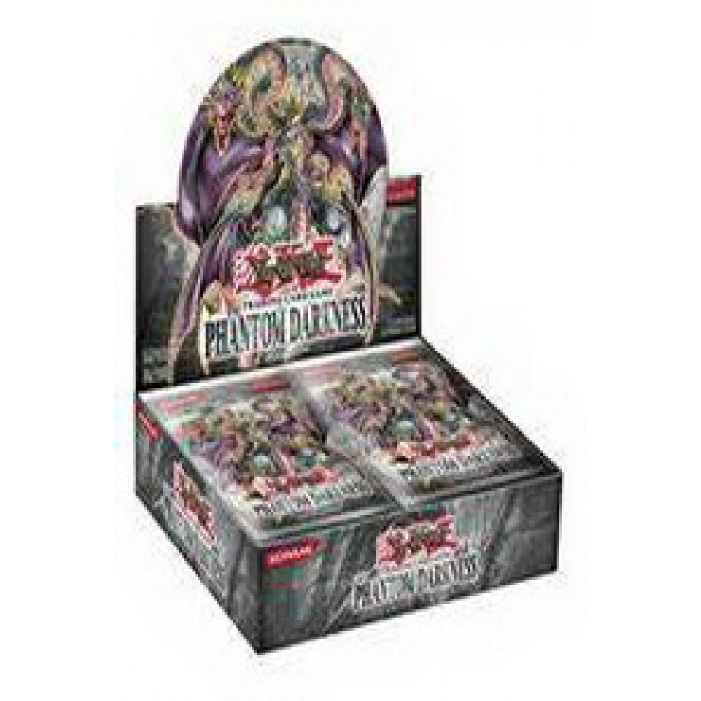 Phantom Darkness Booster Box - Colyseum