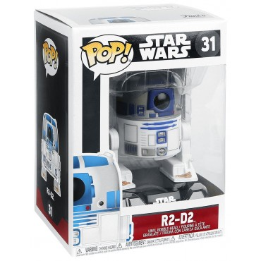 Funko Pop Star Wars - R2-D2 -31