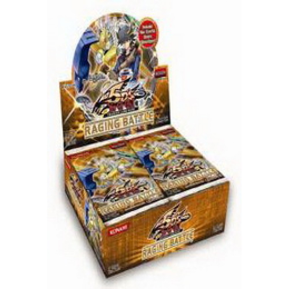 Raging Battle Booster Box - Colyseum