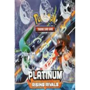 Platinum Rising Rivals Booster Box - Colyseum
