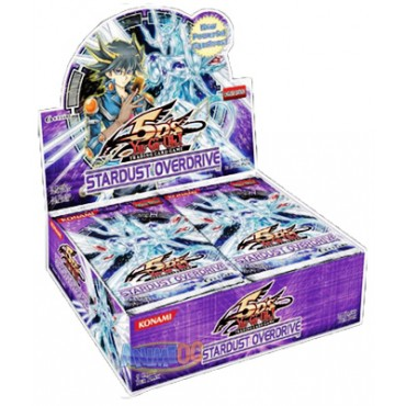 Stardust Overdrive Box - Colyseum