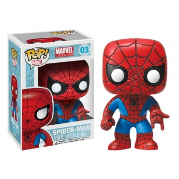 Funko Pop Marvel Universe - Spider-Man - 03